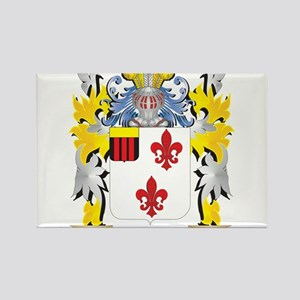 Feck Coat of Arms - Family Crest Magnets