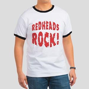 Redheads Rock Ringer T