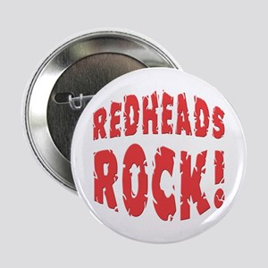 Redheads Rock Button