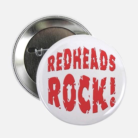 Redheads Rock Button