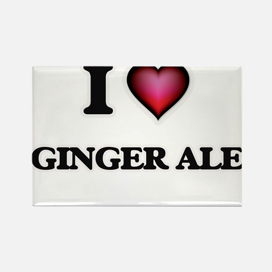 I love Ginger Ale Magnets