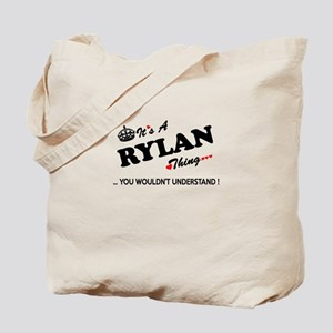 RYLAN thing, you wouldn't understand Tote Bag