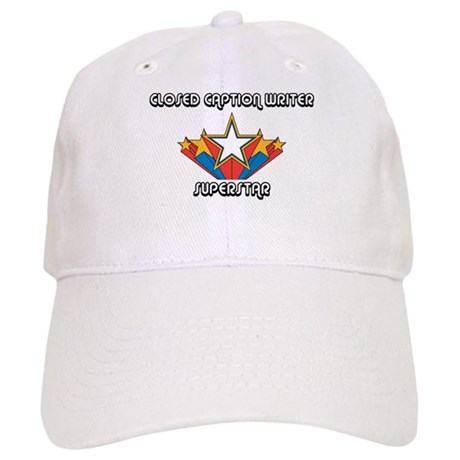 I Love My CLOSED CAPTION WRIT Cap