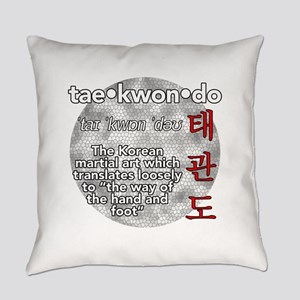 Meaning of TKD 2018 Everyday Pillow