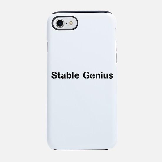 Stable Genius iPhone 8/7 Tough Case