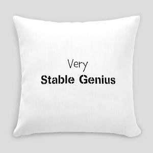 Very Stable Genius Everyday Pillow