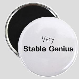 """Very Stable Genius 2.25"""" Magnet (10 pack)"""