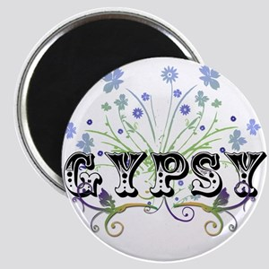 Gypsy Wildflowers Magnets