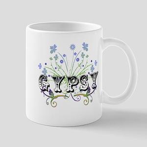 Gypsy Wildflowers Mugs
