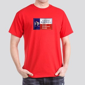 Lone Star Boxer Rescue Dark T-Shirt