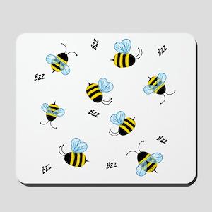 Swarming Honey Bees Mousepad