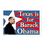 Texas is for Barack Obama Postcards
