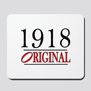 1918 Mousepad