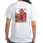 DixPix/Maple seedpods White T-Shirt