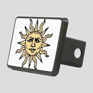 sun star Rectangular Hitch Cover