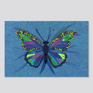 Fairytale Butterfly Postcards (package Of 8)