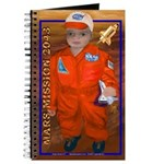 Baby Aviator Mars Mission Journal