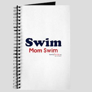 Swim Mom Swim Journal