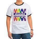 straight but not narrow Ringer T