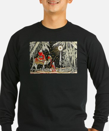 3 Wise Men Long Sleeve T-Shirt