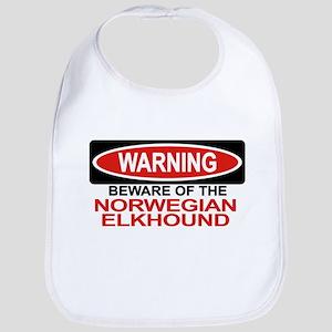 NORWEGIAN ELKHOUND Bib