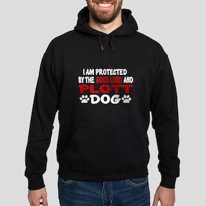 Protected By Plott Hoodie (dark)