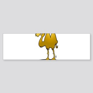 Camel Bumper Sticker