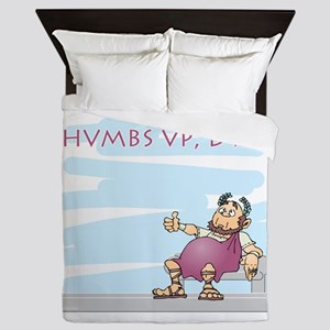 Thumbs up for Brutus Queen Duvet