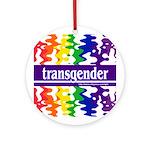 transgender Keepsake (Round)