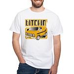70s Retro Chevy Van White T-Shirt