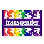 transgender Postcards (Package of 8)