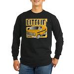 70s Retro Chevy Van Long Sleeve Dark T-Shirt