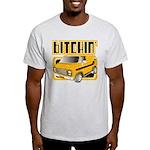 70s Retro Chevy Van Light T-Shirt