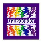 transgender Tile Coaster