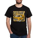 70s Retro Chevy Van Dark T-Shirt