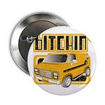 70s Retro Chevy Van 2.25
