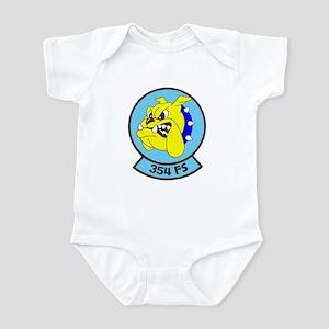 354 UNIT PATCH Infant Bodysuit