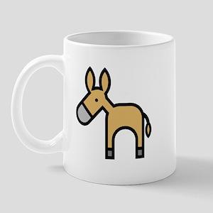 Donkeys and Mules Mug