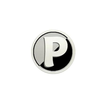 Paul Crest 2 Mini Button