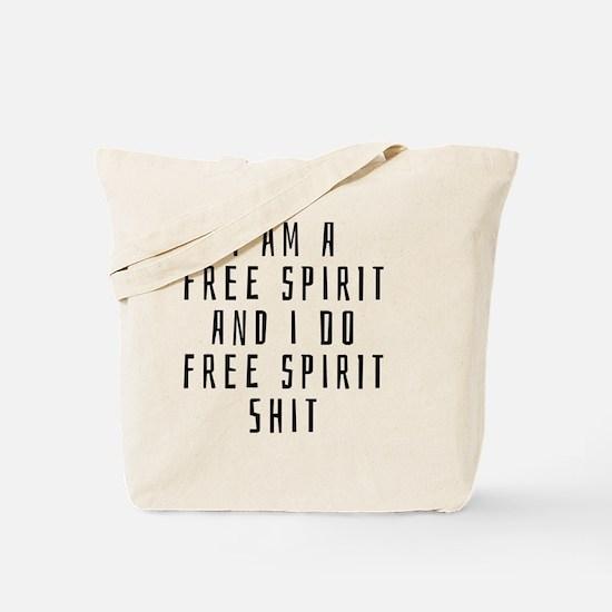 Unique Spirit Tote Bag