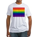 RAINBOW Fitted T-Shirt