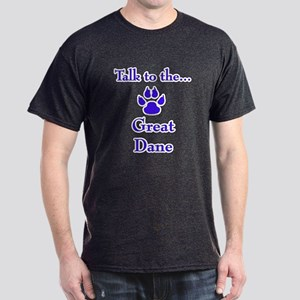 Dane Talk Blue Dark T-Shirt