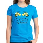 Bees or Boobees Women's Dark T-Shirt