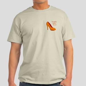 Pumpkin Shoe No. 31 Light T-Shirt