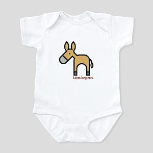Loves Long Ears Infant Bodysuit