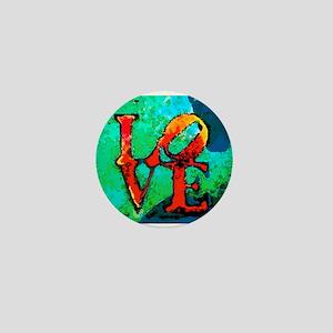 LOVE Mini Button (10 pack)