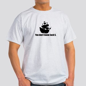 You Dont Know Jack S. Light T-Shirt