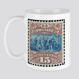 Stamp-Collecting-Classic_A40 Mugs