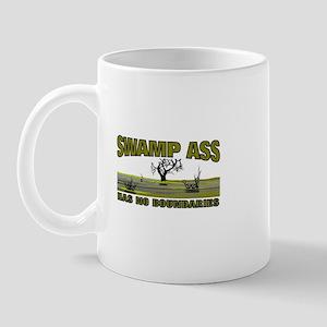 SWAMP ASS (HAS NO BOUNDARIES) Mug
