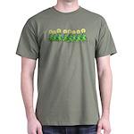 ILY Christmas Forest Dark T-Shirt
